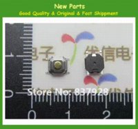 Wholesale One High quality mm x4x1 mm SMD push button switch microswitch Tact Switch YF8