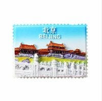 beijing magnet - Beijing Tourism Memorial Gifts Resin Fridge Magnets best gift for house decoration you may find it interesting