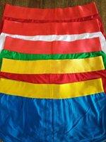 achat en gros de boxer man-10pcs / lot Flag Cotton boxeur haute qualité Hommes Vêtements en coton Cuecas Boxers Boxer Flag Underwear Shorts Pays hommes Panties
