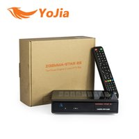 digital receiver - 10pcs Original Zgemma Star S Digital Satellite Receiver with Two DVB S2 Tuner Enigma2 Linux System Zgemma star S
