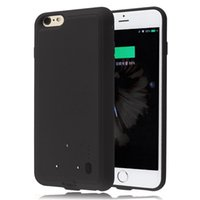 apple extended battery - iPhone S Battery Case mAh Capacity Rechargeable Extended Portable Power Bank Charger Charging Case Backup Pack Cover for Apple