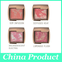 Wholesale Makeup HOURGLASS Ambient Lighting Blush face powder Natural Blusher Palette Long lasting Cosmetic Blushes