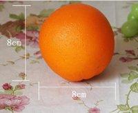 artificial fruit orange - Artificial Orange Realistic Looking Fruits Decorative Fruits Display Creative Home Decor Photography Props