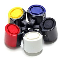 battery bicycle horn - 1pc Electronic Bicycle Bike Cycling Alarm Loud Bell Horn Powered By Battery F00301 SPDH