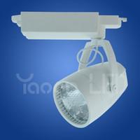 Wholesale Factory Sale LED COB Track Light W35W Spot light Equal W Halogen Lamp for Clothing Shop V V V V V