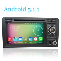 Wholesale Car DVD Android Quad Core Car Audio DVD Player For Audi A3 S3 RS3 RNSE PU