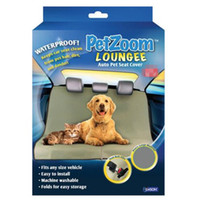 Wholesale Petzoom Loungee Large Size Pet Crate Safe Seat Bag Carrier Travel Bed Resistance to Pets Bite and Dirt Large Space