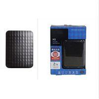 Cheap New 2016 HOT External mobile hard disk 1TB 2TB 2.5 usb3.0 Sata M3 Hard drive disk 2TB HDD Free shipping