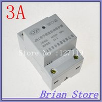 ac controller circuit - AC V A Two Pole P Motor Protection Controller Electronic Circuit Breaker Fault Current Limiter FCL