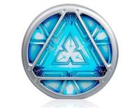 arc flashing - Genuine Iron Man Arc Reactor LED Flash USB Flash Drive Pendrive GB GB GB GB gb gb U Disk Pass Cool Gadget