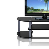 Wholesale TV Entertainment Center Stand Media Furniture Console Wood Cabinet Home Storage