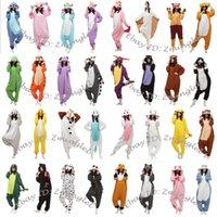 Wholesale Kigurumi Pajamas Adult Unisex Sleepwear Cosplay Costume Onesies Party Jumpsuit