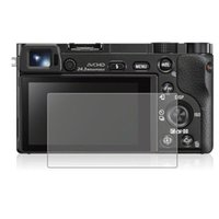 Wholesale 2 D H Premium Tempered Glass LCD Screen Protector Guard for Sony Alpha A3000 A6000 NEX3N A5000 Camera