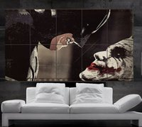 batman wallpaper - Batman and the Joker the dark knight Poster PARTS print wall art huge giant photo No99