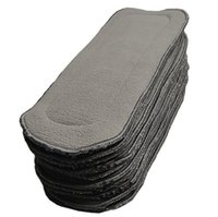 Wholesale Sell like hot cakes Korean layers Bamboo Charcoal inserts Baby Changing Pads pc