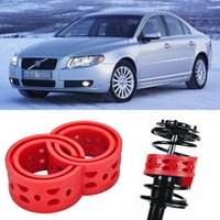 Wholesale 2pcs Super Power Rear Car Shock Spring Bumper Power Cushion Buffer Special For Volvo S80
