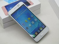 Wholesale Smartphone A8 MTK6580 Quad Core quot IPS Screen android mobile phone
