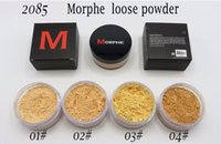 beauty control cosmetics - 2016 Newest Morphe Loose Powder colors Face Powder Pro Cosmetics Beauty loose powder DHL