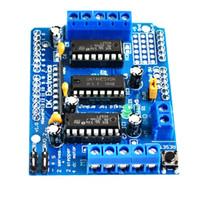 arduino uno duemilanove - Big Discount Motor Drive Shield L293D for Arduino Duemilanove Mega UNO