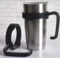 beer cups plastic - Yeti Handle for oz Hotsale Yeti Rambler Tumbler Cup Yeti Cooler Beer Ja Tea Coffee Cup
