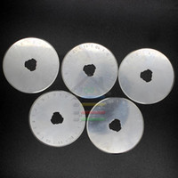 Wholesale New MM Rotary Cutter Blades Fit For Olfa Fiskars Clover Sewing Quilting order lt no track
