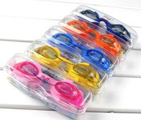 Wholesale Children Anti Fog Swimming Goggles Summer Beach Swim Eyewear