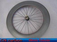 Wholesale US Only mm tubular carbon bike road wheelset carbon fiber bicycle racing wheels