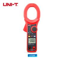 Wholesale Professional UNI T UT220 A Auto Range Data Hold LCD Backlight Digital Clamp Meters Multitester