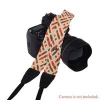 Wholesale LYNCA Fashion Knitting Series Universal Camera Shoulder Neck Strap Belt for Camera SLR DSLR Canon Nikon