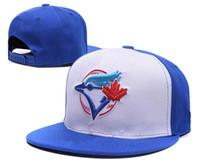 adjustable paper cap - 2016 high quality Toronto Blue Jays Baseball Caps Snapback Caps Adjustable Caps Hip Hop Caps Casual Caps Fashional Snapback Hats