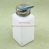 Wholesale ml Corrosion resistant Alcohol Bottles Liquid Oil Capacity Alcohol Dispenser Clear Container Anti Reflux