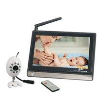 Wholesale 7 Inch IR Night Vision Wireless Baby Camera