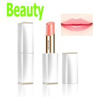 angels coloring - High Quality Generic Skin Color Angel Kisses Lipstick g Lip Balm Lipstick Lip Gloss Lasting Moisturizing Lipstick Coloring Lipstick