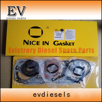 Wholesale 4D106 TNE106 TNV106 full gasket kit cylinder head gasket set for Yanmar engine excavator