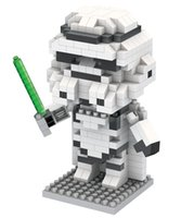 Wholesale star wars building blocks toys for kids Star Wars Minifigurs buliding bricks block Children Birthday Gifts