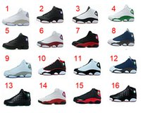 Wholesale 2016 new retro XIII basketball shoes for men athletic sport shoes outdoor sneakers training shoes eur