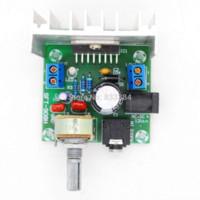 audio amplifier noise - AC DC12V TDA7297 Rev A Low Noise Audio Amplifier Board W Dual Channel Digital Stereo Amplifier Cheap Amplifier
