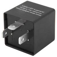 Wholesale Durable V Pin Car Adjsutable Car LED Turn Signal Flasher Blinker Relay for Improving driving safety