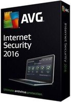 Cheap AVG Internet Security 2015 1 years activation key for 3 PC New Global