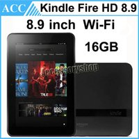 kindle fire hd - Refurbished Original Amazon Kindle Fire HD inch th Generation Amazon Jem GB Wifi Android Tablet Black