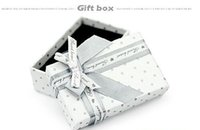 Wholesale custom making packages The supply of exquisite fashion gift box jewelry set of gift jewelry box