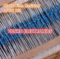 Wholesale M ohm W M Metal Film Resistor Mohm W ROHS