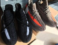 Wholesale 2016 high quality fashion kanye west men s shoes SPLY Boost Season Orange Stripe running shoes boost