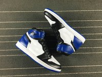 basketball express - retro blue and white basketball sneaker collection fast EMS express shipping framents