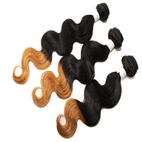 Wholesale Unprocessed Brazilian Natural Hair Body B27 g inch YLWF