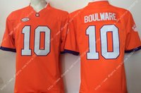 authentic college football jersey - Newest NWT Clemson Tigers Ben Boulware Authentic College Football Men s Embroidery Logos Stitched Jerseys Sweatshirts Uniforms