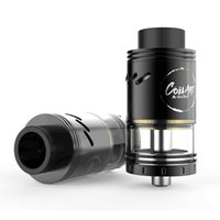 atom posts - Original CoilART Azeroth RDTA Atomizer ml capacity gold plated bridge posts best adjustabe airflow Electronic cigarette