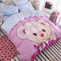adult fall bedding set - home textile fall winter a set flower fashion cotton bed sets bedding sets