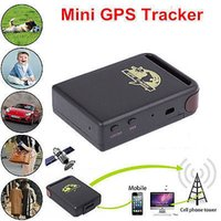best car security - Best Mini SPY Vehicle GSM GPRS GPS Tracker Car Vehicle Real Time Tracking Locator Device TK102B