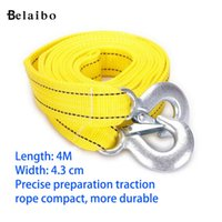 Wholesale New Feet Ton kg Car Van Truck Vehicle Tow Towing Strap Belt Rope m